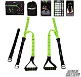 Fitness Kings Suspension X Bodyweight Resistance Suspension Straps...