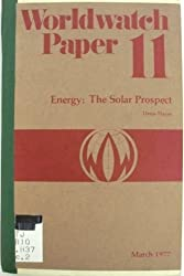 Energy: The Solar Prospect (Worldwatch paper)
