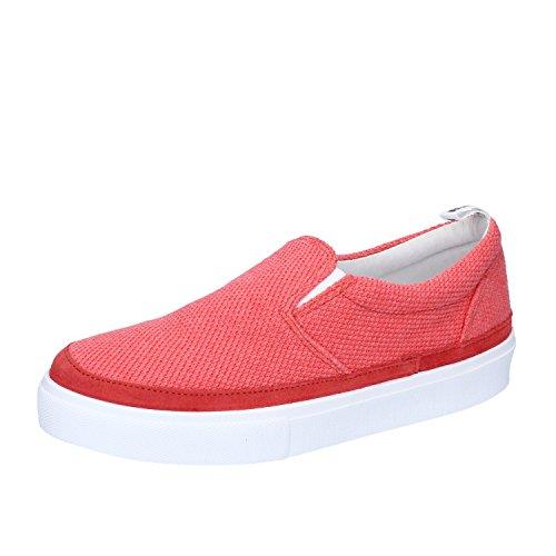 BARK Slip on Loafer/Moccasins Man Coral Textile Textile Textile Suede (9 US / 42 EU) B01M4MA3E2 Shoes 45f9f3