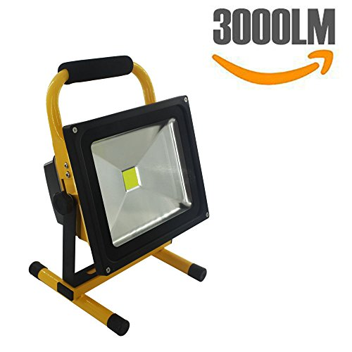 Portable Flood Light Fixture