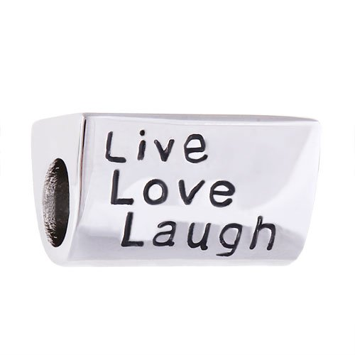 Loyallove Just Married Sign Words Live Love Laugh Bead