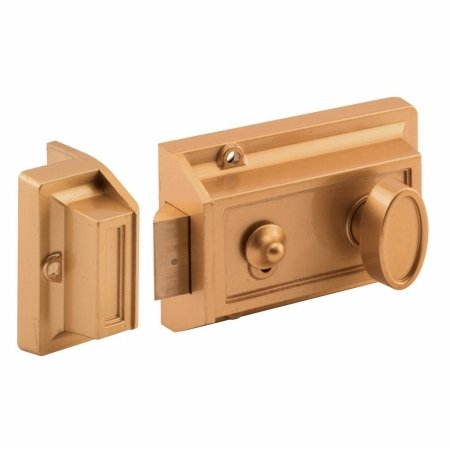 Night Latch Sgl Cylinder