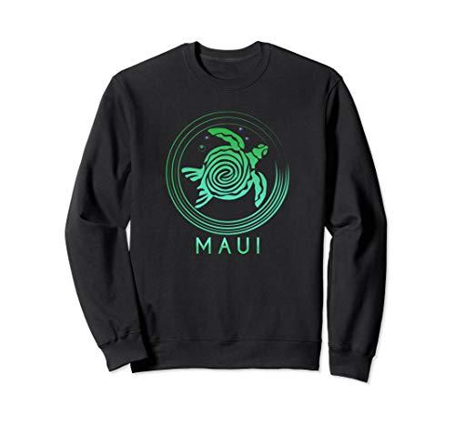(Maui Tribal Turtle   Sweatshirt)