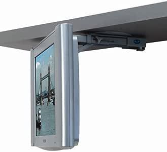 B-tech BT7525/W - Soporte de pared para TV (brazo flexible), blanco: Amazon.es: Electrónica