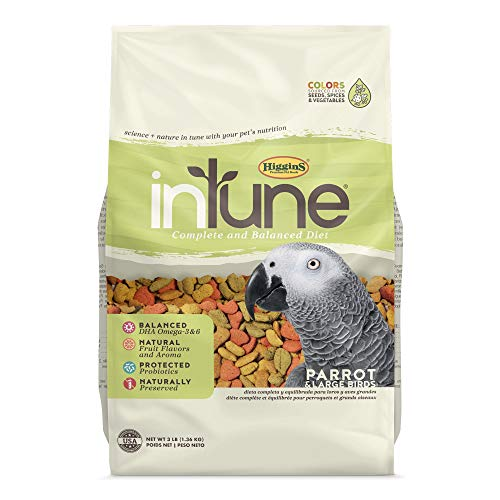 Higgins 466253 Bird Food Formula, One ()