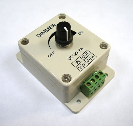 12V Led Light Dimmer