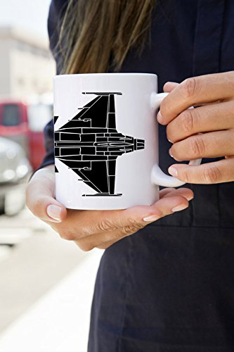 KillerBeeMoto: U.S. Made Coffee Mug Saab JAS 39 Gripen Fighter - 39 Jas Gripen Fighters