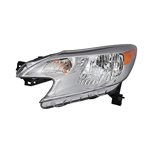 Replacement Head Lamp Assembly Driver Side For 2019+ Nissan Versa Note (2015 Nissan Versa Note Sv Hatchback Review)