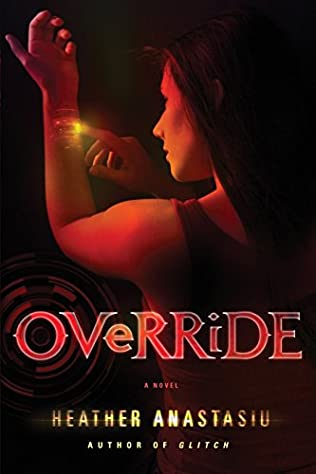 book cover of Override