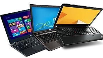 """Ordenador portátil de 15"""", Notebook, usado, reciclado, garantizado, varias marcas"""