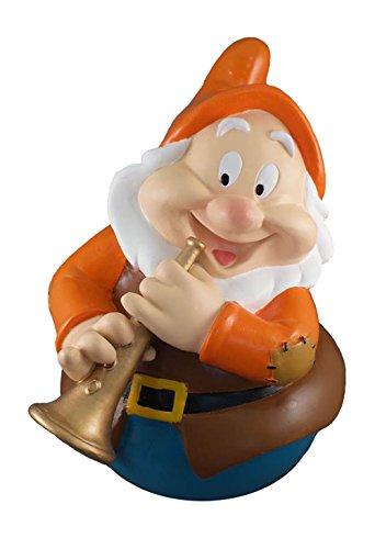 Design International Group Disney Seven Dwarves Happy Wobbler Garden Statue