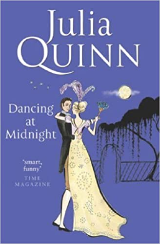 Dancing At Midnight: Number 2 in series (Blydon Family Saga) by Quinn, Julia (2008)