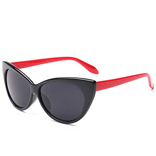 Sol Y De Red Sexy RinV Playa Visera Winered Tendencia Moda De Americana Europea Gafas Viaje Vacaciones Mujeres Gafas Gato Ojo De Sol v1q0xY1