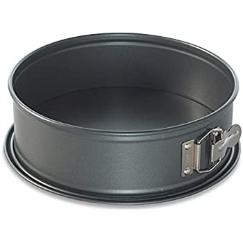 Omtyckta Amazon.com: Nordic Ware Leakproof Springform Pan, 10 Cup, 9 Inch YJ-11