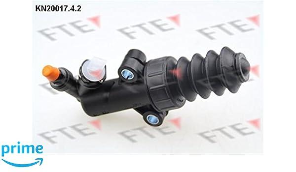 FTE Automotive KN20017.4.2 Hidráulica de Embrague: Amazon.es: Coche y moto