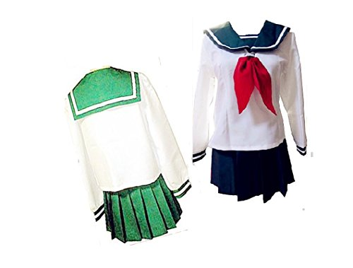 Inuyasha Kagome Uniform cosplay costume Necklace