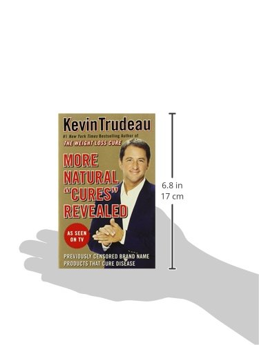 kevin trudeau book natural cures