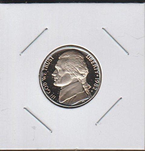 38- to Date) Nickel Superb Gem Proof DCAM US Mint ()