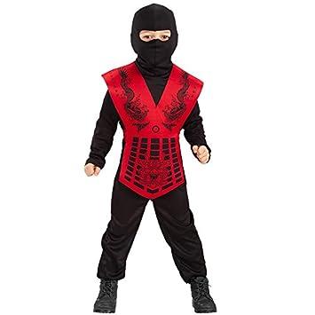 CARNIVAL TOYS Partido del traje de niño completo Ninja de ...
