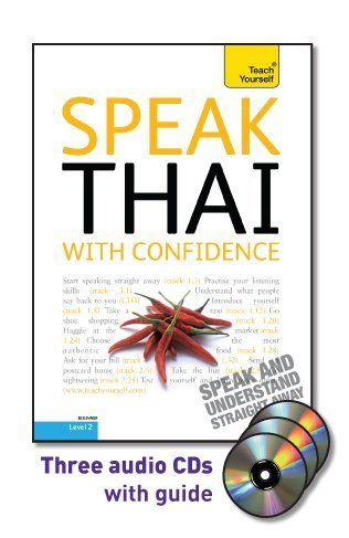 By David Smyth Speak Thai with Confidence with Three Audio CDs: A Teach Yourself Guide (Teach Yourself Beginner Lev (2nd Second Edition) [Audio CD] pdf epub