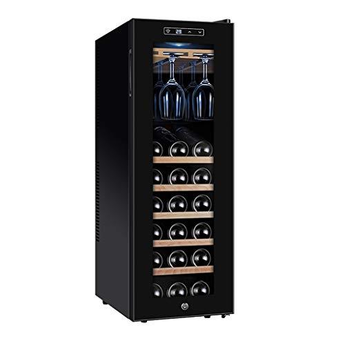 18 Botellas Vinoteca Nevera para Bebidas de Vino del Refrigerador ...