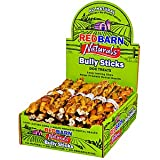 Redbarn Braided Bully Sticks 12 Inch Dog Treats,  Case of 25