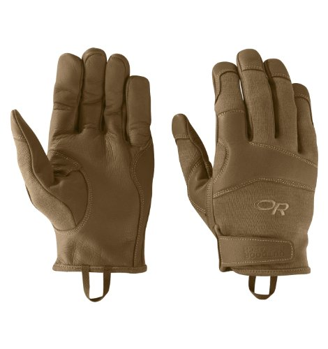 Outdoor Research Suppressor Gloves, Coyote, X-Large