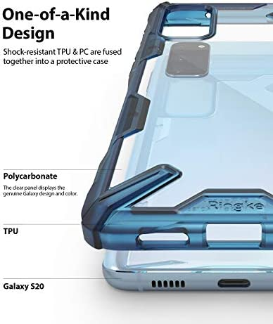 Ringke Fusion X Compatible With Galaxy S20 Case Elektronik