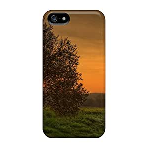 Forever Collectibles Beautiful Summer Sunset Hard Snap-on Iphone 5/5s Case
