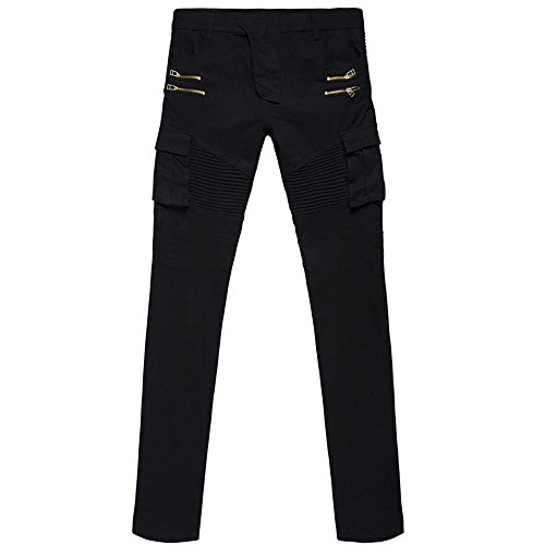 Relaxed Fit Fatigue Pants - 7