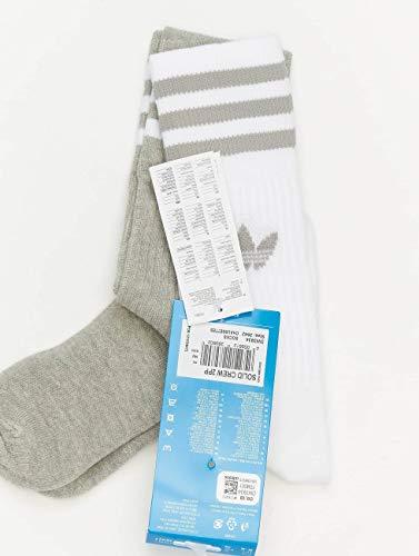Adidas Gris Calcetines 2p Adidas Calcetines S 2p 56FqwWHvz