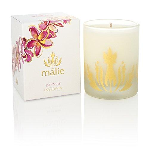 Malie Soy Candle - Plumeria