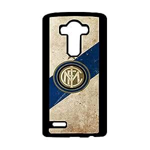 LG G4 Case Plastic Cover, Beautiful Visual FC Internazionale Milano Logo Phone Case Snap on LG G4 Inter Design Cover