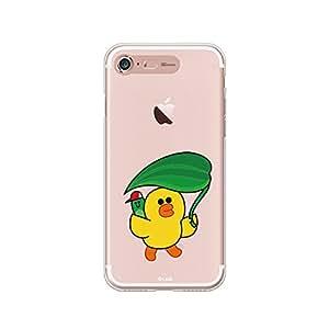 LINE FRIENDS Lighting iPhone 7 Case One Size (Sally Rain)