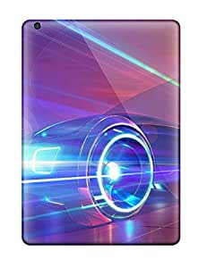 ASTBxGW2362hHqBA Snap On Case Cover Skin For Ipad Air(very Fast Car)