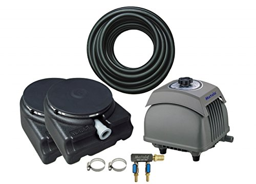 Matala 6000 Gallon Pond Aeration Kit (MEA Pro 4 Plus)