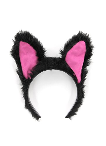 Elope Moving Cat Ears Game (Cat Woman Costume Ideas)