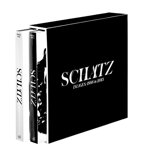 (Schatz Images Flexicover: 25 Years, 2-Book Boxed Set, Limited, Signed, Numbered Collector's Edition With Print)