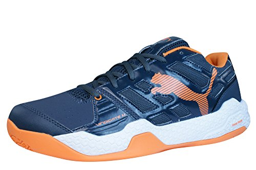 Puma Vindicate 3.2 Zapatillas De Deporte De Interior Para Hombre / Zapatos Gris Carbón