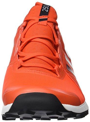 adidas Terrex Agravic Speed, Botas de Montaña para Hombre, Naranja (Arancione Energi/Energi/Negbas), 44 EU
