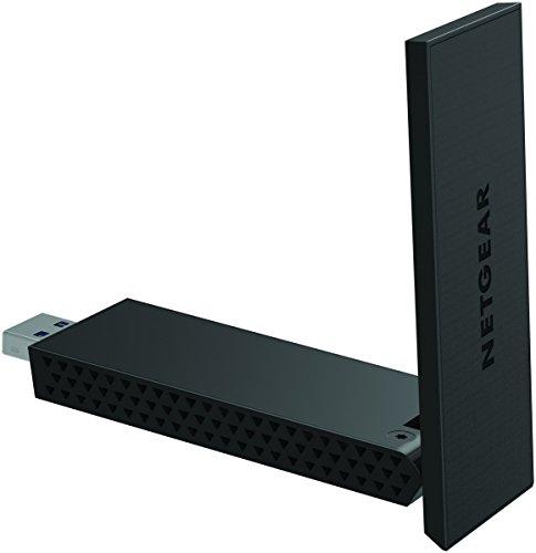 NETGEAR A6210-100PES AC1200-High-Gain-WLAN-USB-Adapter (USB 3.0, Dual-Band)