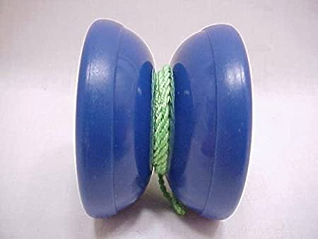 YoYoFactory Velocity by YoYoFactory Blue with Lime Green Dial
