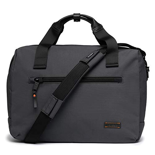 Unbox Therapy x Pacsafe Anti Theft Briefcase - with Padded 15
