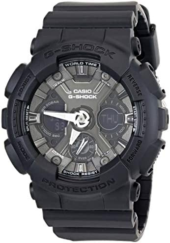 901a26ff2 Buy Casio G-Shock S-Series Analog-Digital Black Dial Women's Watch -  GMA-S120MF-1ADR (G730) Online at Low Prices in India - Amazon.in