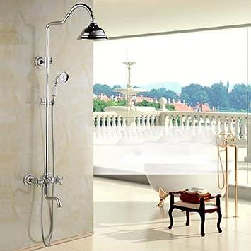 Conjunto de ducha de mejor calidad montado en la pared Grifo de ...