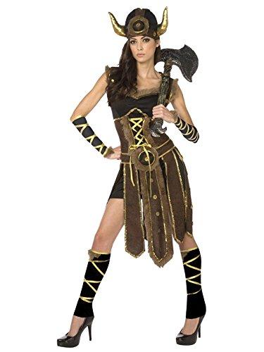 Viking Costume Adults (Palamon - Striking Viking Adult Costume - 10-12)