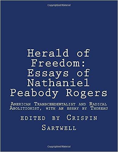 Amazon.com: Herald of Freedom: Essays of Nathaniel Peabody Rogers ...