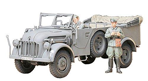 Tamiya 300035225–1: 35WWII German Steyr Type 1500A/01GL (2)