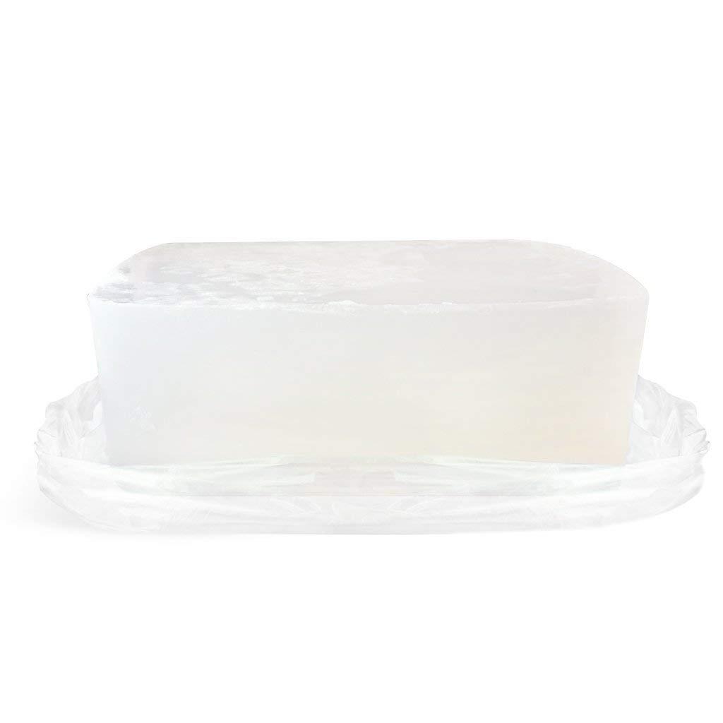 25 Lb Clear Glycerin Melt & Pour Soap Base Organic by Dr.Adorable