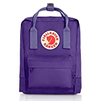 Fjallraven - Mochila clásica mini de Kanken para todos los días, violeta violeta